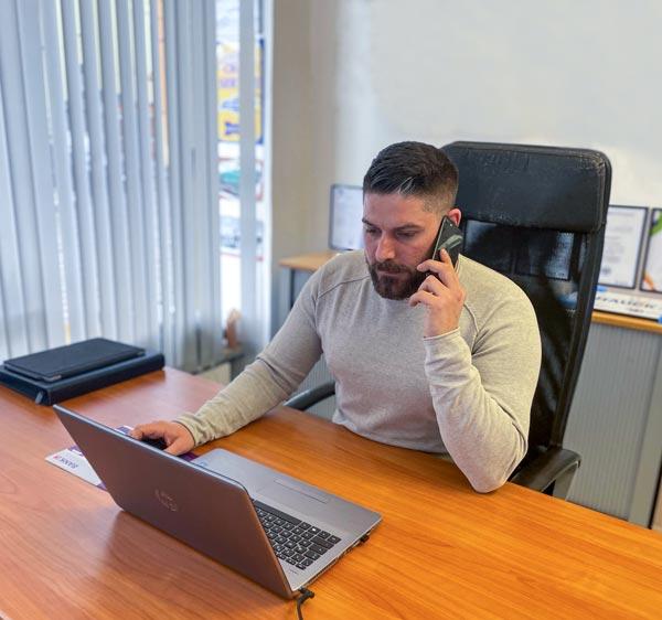 Das KFZ-Sachverständigenbüro <strong>HAUCK & Co.</strong> ist Ihr kompetenter Ansprechpartner.
